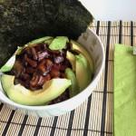 arroz-sushi-aguacate-y-shiitake